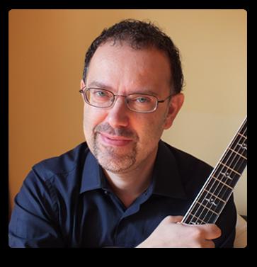 Il musicista Nicola Boschetti